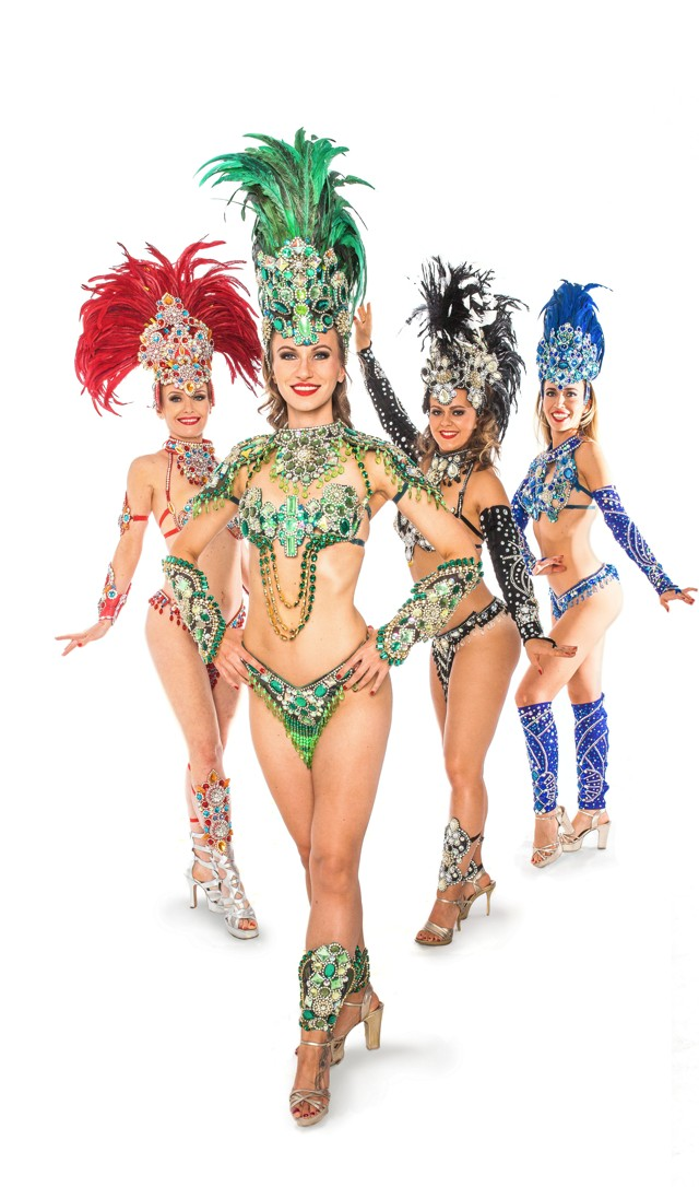 Pokazy samby - Samba Karnawałowa