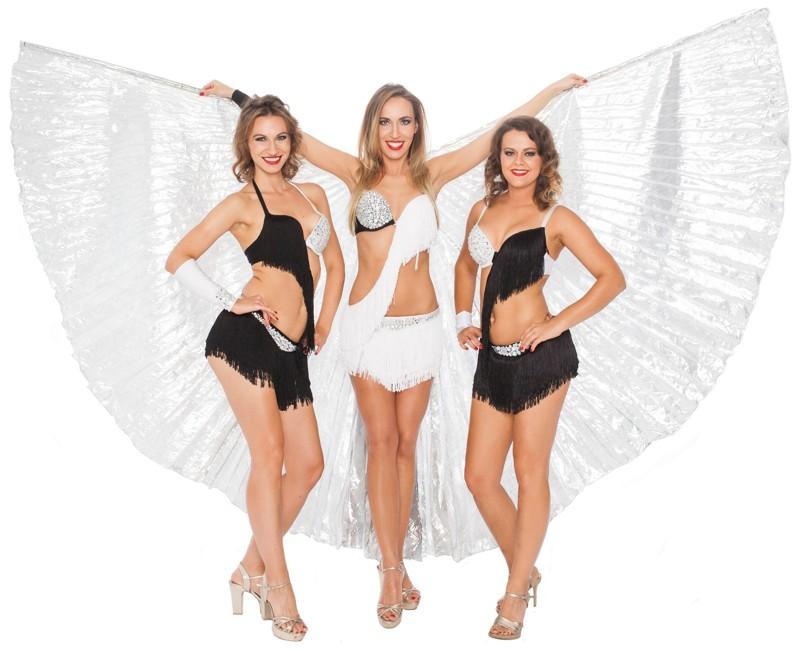 Tancerki Samby - Magia do Samba